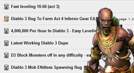 Join TaultUnleashed For Diablo 3 Cheats, Bots, Guides, Hacks, and So