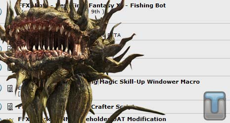 Join TaultUnleashed For Final Fantasy XIV Cheats, Bots